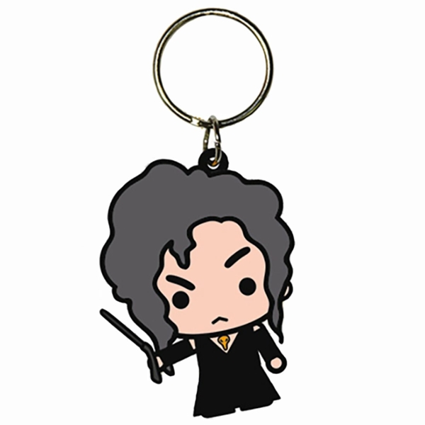 Сувенир Pyramid Брелок Harry Potter: Bellatrix Lestrange Chibi