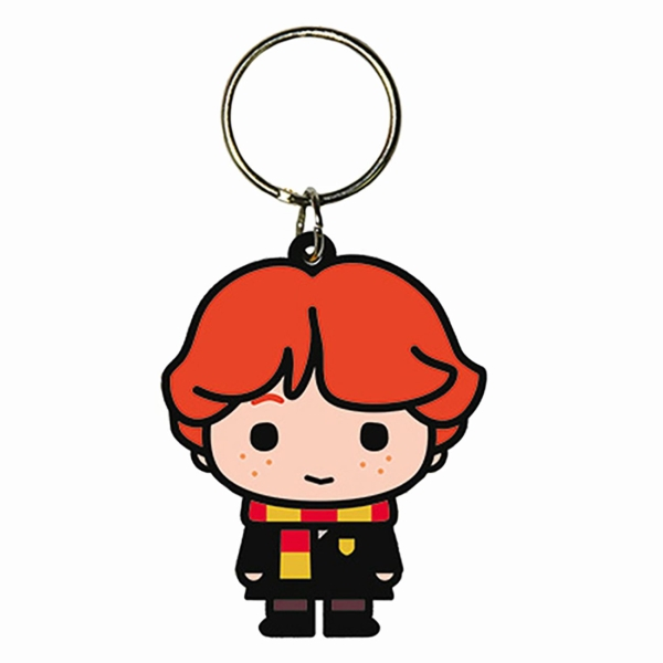 Сувенир Pyramid Брелок Harry Potter: Ron Weasley Chibi