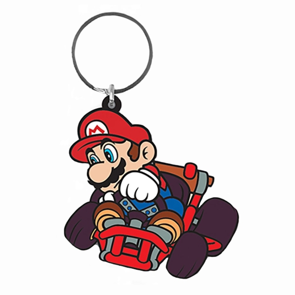Сувенир Pyramid Брелок Mario Kart: Mario Drift