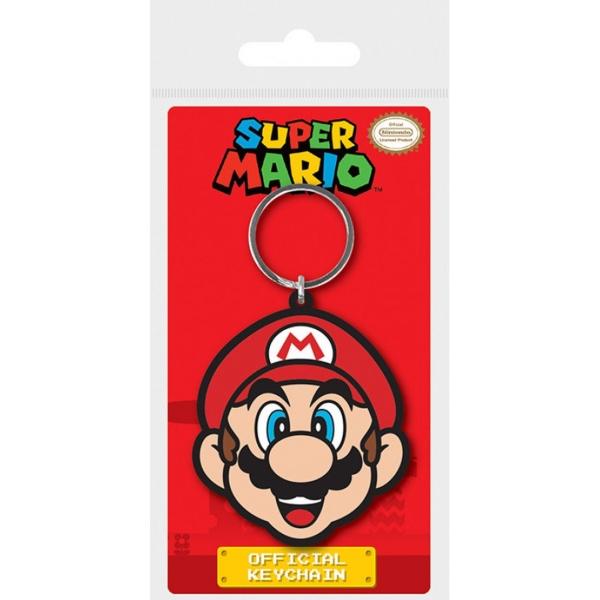 Сувенир Pyramid Брелок Super Mario: Mario