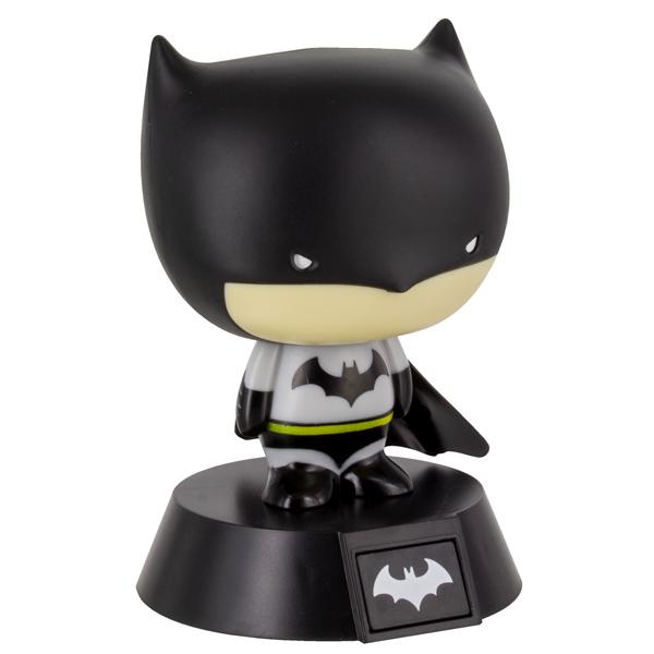 Светильник геймерский Paladone Светильник Batman 3D Character Light светильник paladone batman eclipse light pp4340bmv2