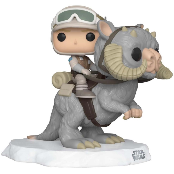 Фигурка Funko POP! Star Wars: Luke on Taun Taun фото