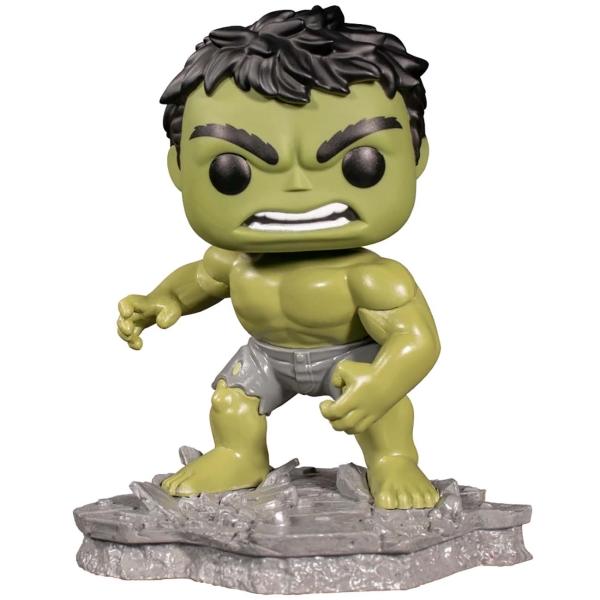 Фигурка Funko POP! Avengers: Hulk (Assemble) фото