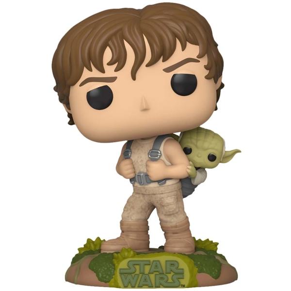 Фигурка Funko POP! Star Wars: Training Luke with Yoda фото