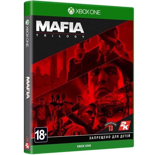 Xbox One игра Take-Two Mafia: Trilogy Take Two — Xbox One игра Take-Two Mafia: Trilogy
