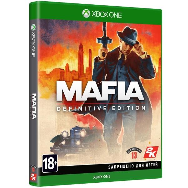 Xbox One игра Take-Two Mafia: Definitive Edition