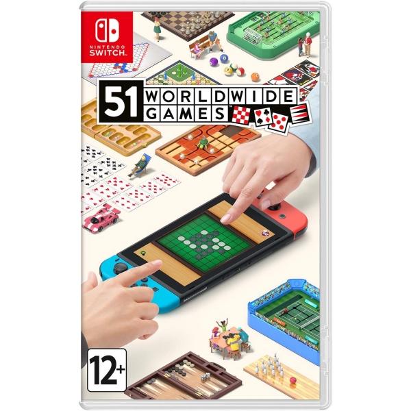 Игра Nintendo — 51 Worldwide Games