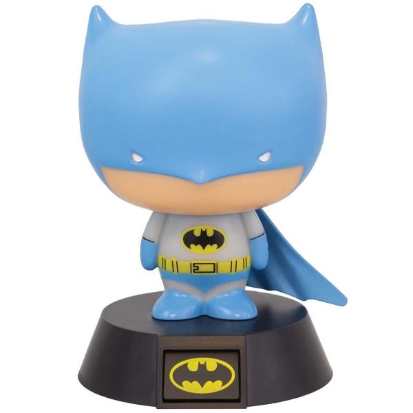 Светильник геймерский Paladone Светильник DC Retro Batman светильник paladone batman eclipse light pp4340bmv2
