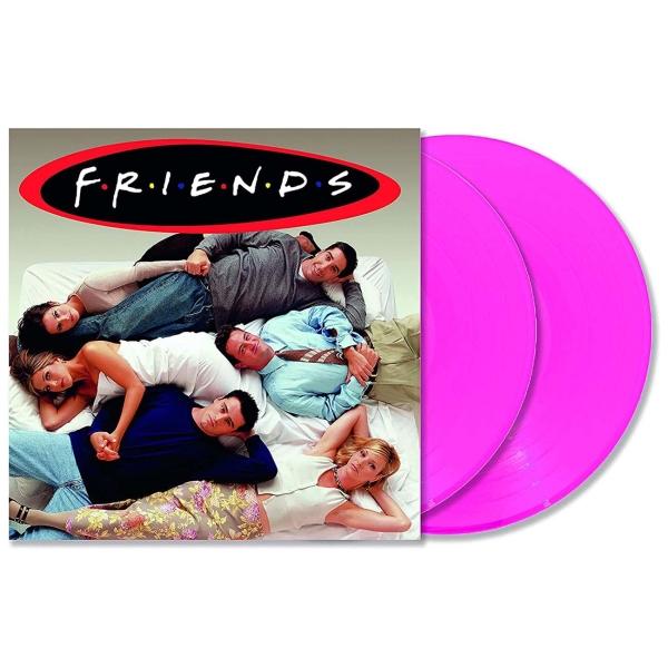 Виниловая пластинка Warner Music OST:Friends фото