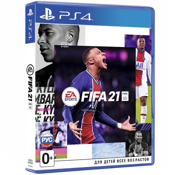 PS4 игра EA