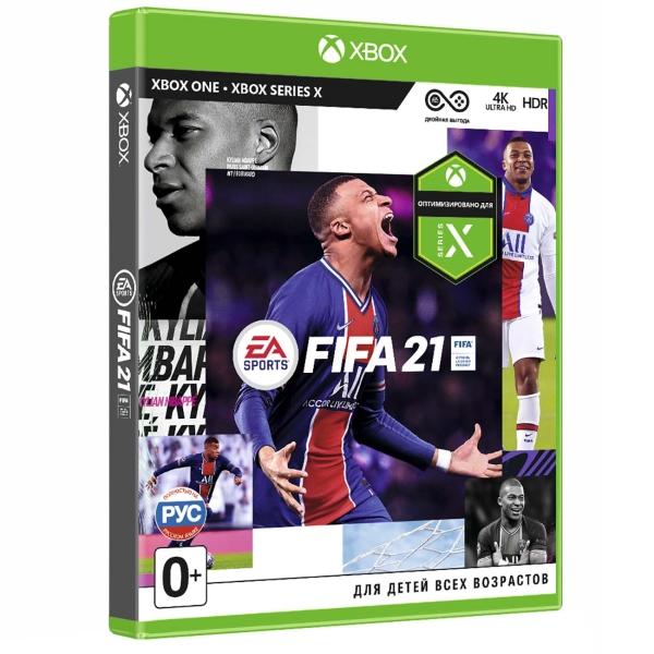 Xbox One игра EA — FIFA 21