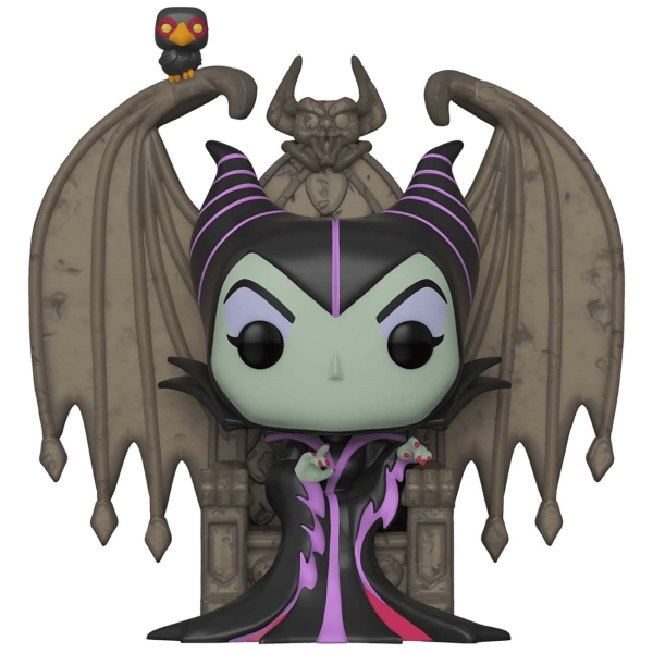Фигурка Funko POP! Deluxe: Disney: Villains: Maleficent on Thron