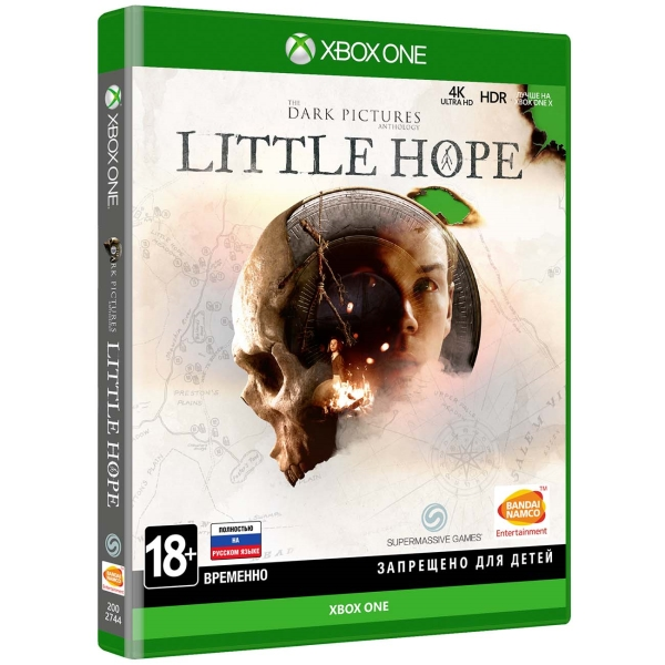 Xbox One игра Bandai Namco The Dark Pictures: Little Hope