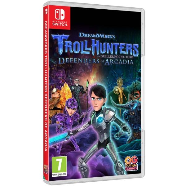 Игра Bandai Namco Trollhunters: Defenders Of Arcadia