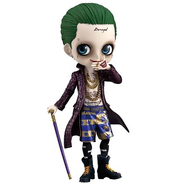 Фигурка Banpresto Suicide Squad: Joker фигурка banpresto dc comics catwoman 82748