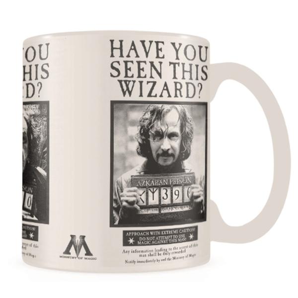 блокнот harry potter sirius Кружка Harry Potter (Wanted Sirius Black) Pyramid