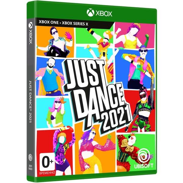 Xbox One игра Ubisoft Just Dance 2021