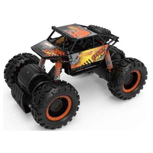 Игрушечный транспорт 1toy Т14095 Hot Wheels: Монстр-трак Black (1:16)