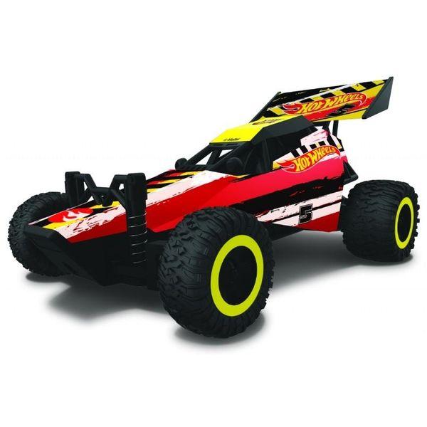 Радиоуправляемая машина 1toy Т10968 Hot Wheels: Багги, Red (1:32, 20км/ч)