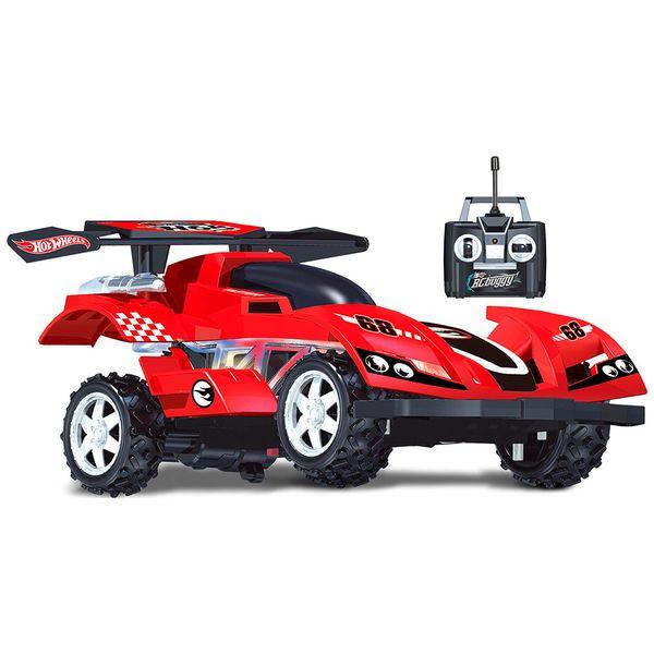 Радиоуправляемая машина 1toy Т10985 Hot Wheels: Багги, Red (17км/ч)