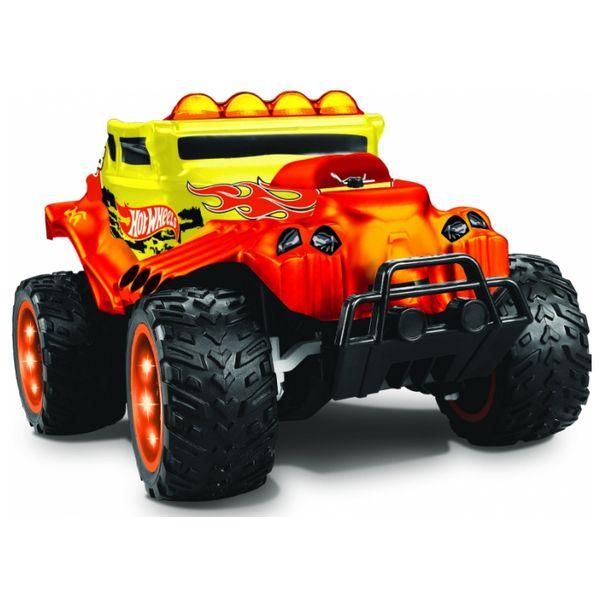 Радиоуправляемая машина 1toy Т10986 Hot Wheels: Багги Бигвил, Red