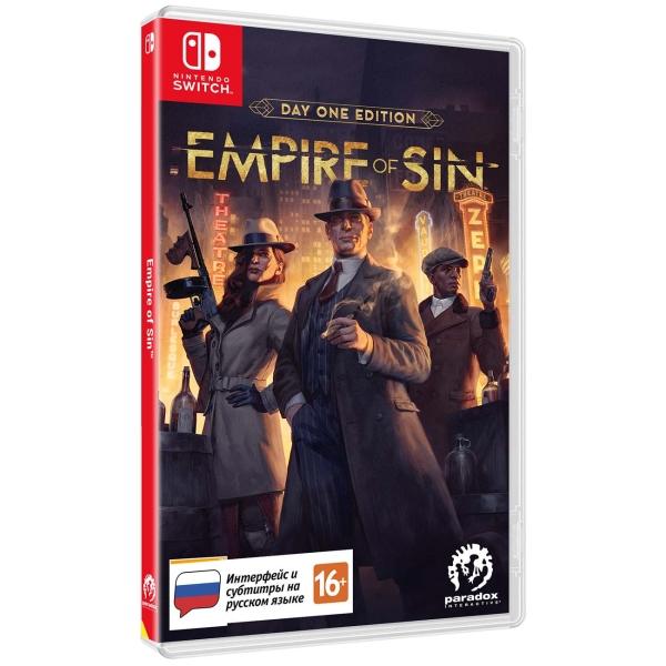 Игра Paradox Interactive Empire of Sin. Издание первого дня