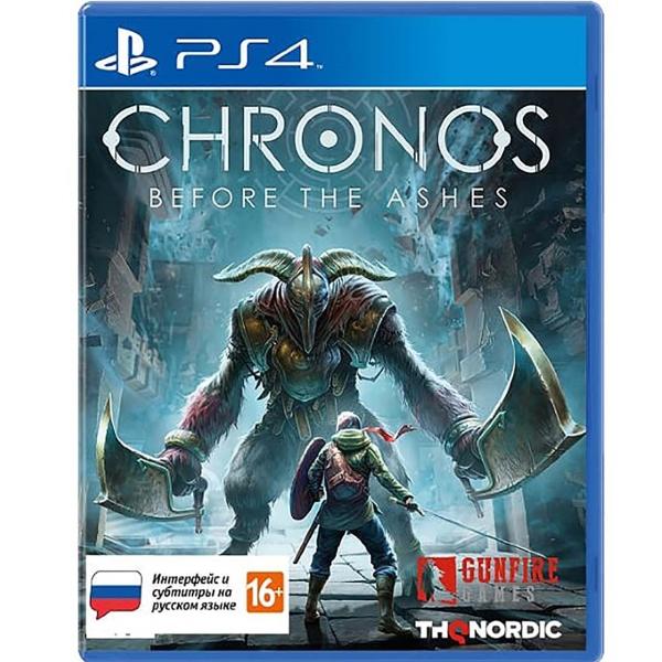 PS4 игра THQ Nordic