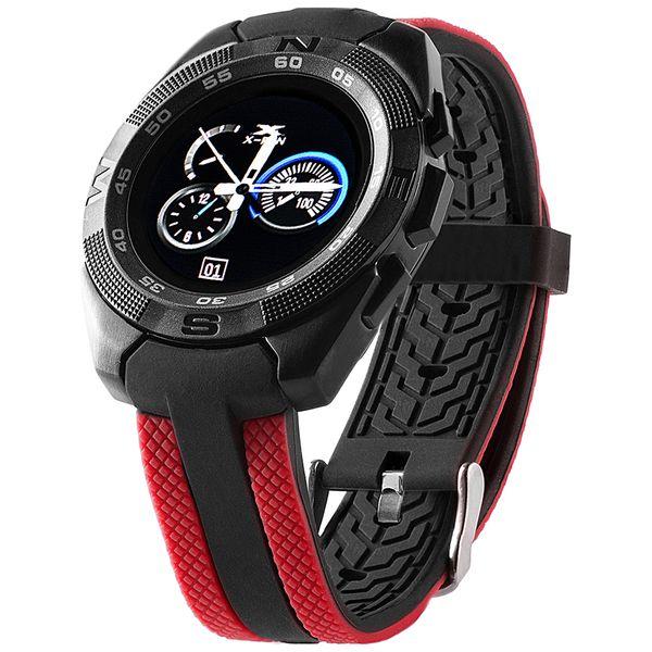 Смарт-часы Prolike Jet PLSW7000 Red