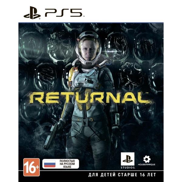 PS5 игра Sony Returnal