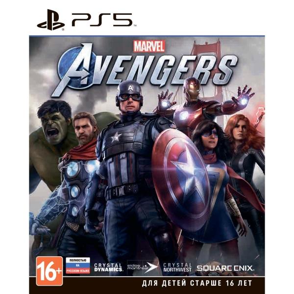 PS5 игра Square Enix