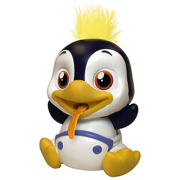 Интерактивная игрушка Junfa Toys 51638 Лакомки-Munchkinz: Пингвин