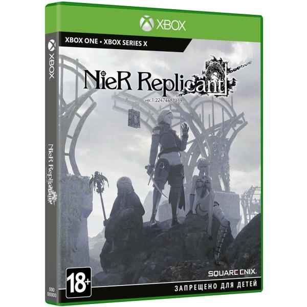 Xbox One игра Square Enix