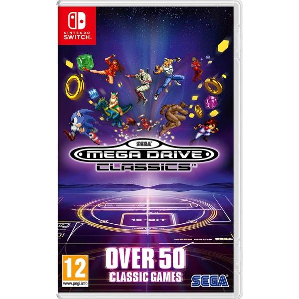 Игра Sega Mega Drive Classics