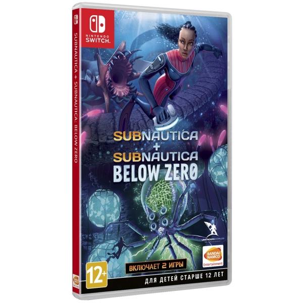 Игра Bandai Namco Subnautica + Subnautica: Below Zero