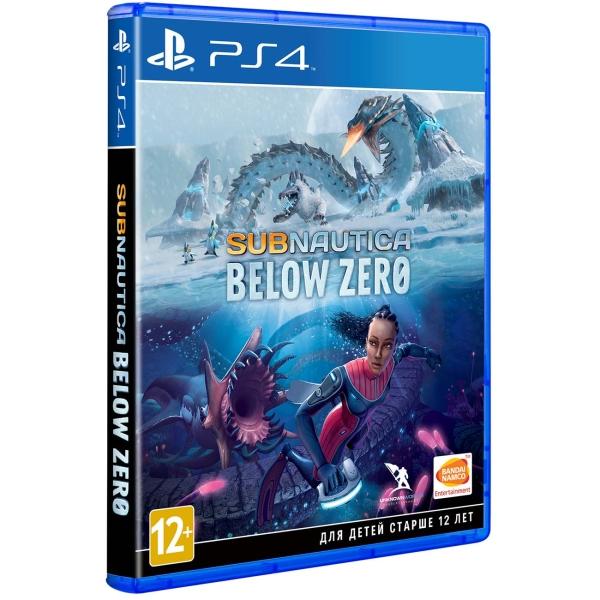 PS4 игра Bandai Namco Subnautica: Below Zero