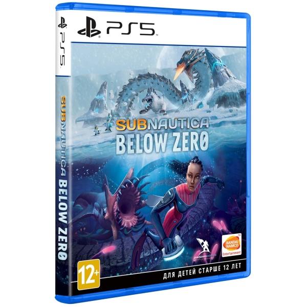 PS5 игра Bandai Namco Subnautica: Below Zero