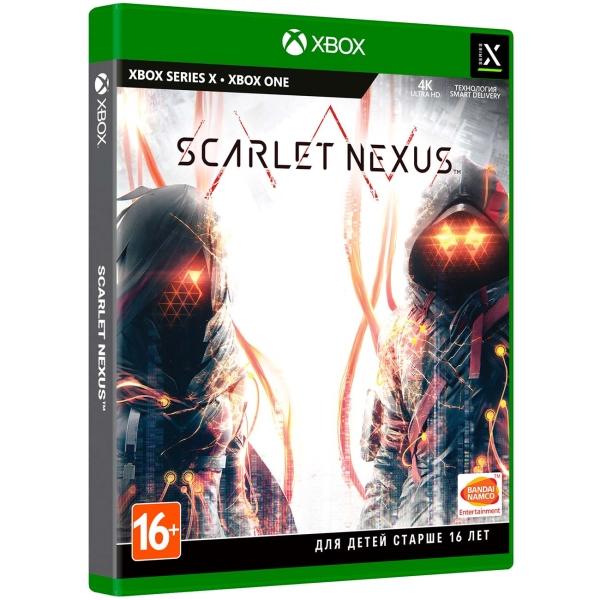 Xbox One игра Bandai Namco Scarlet Nexus