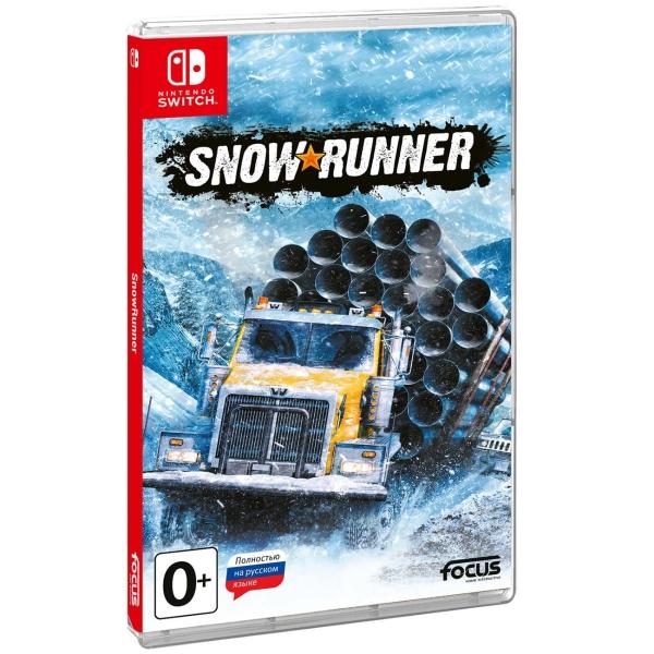 Игра Focus Home SnowRunner