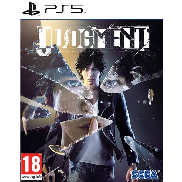 PS5 игра Sega Judgement