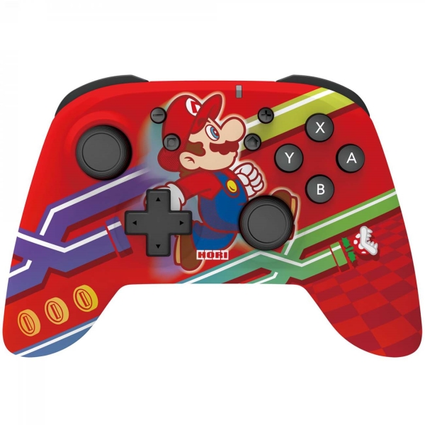 Геймпад для  Switch Hori Wireless Horipad Super Mario (NSW-310U)