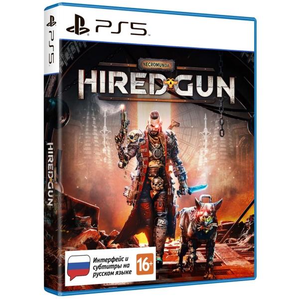 PS5 игра Focus Home Necromunda: Hired Gun. Стандартное издание