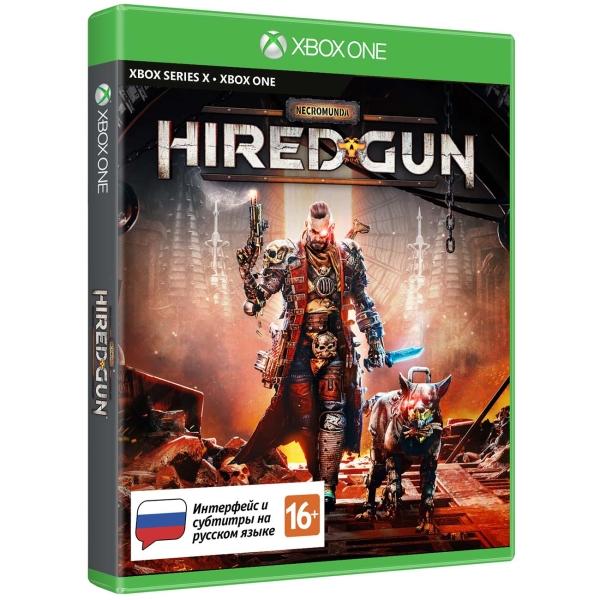 Xbox One игра Focus Home Necromunda: Hired Gun. Стандартное издание