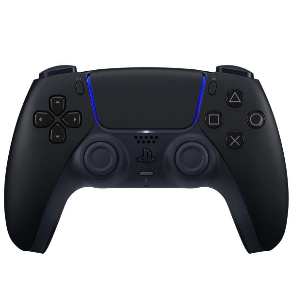 Геймпад для PS5 Sony DualSense Black (CFI-ZCT1W)