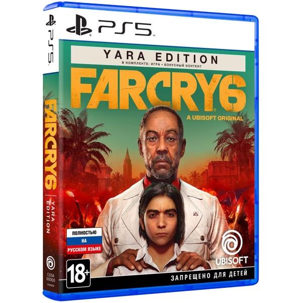 Ubisoft Far Cry 6 Yara Edition