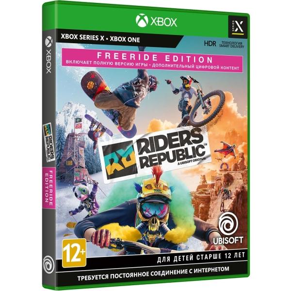 Ubisoft Riders Republic. Freeride Edition