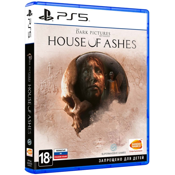 PS5 игра Bandai Namco The Dark Pictures: House of Ashes