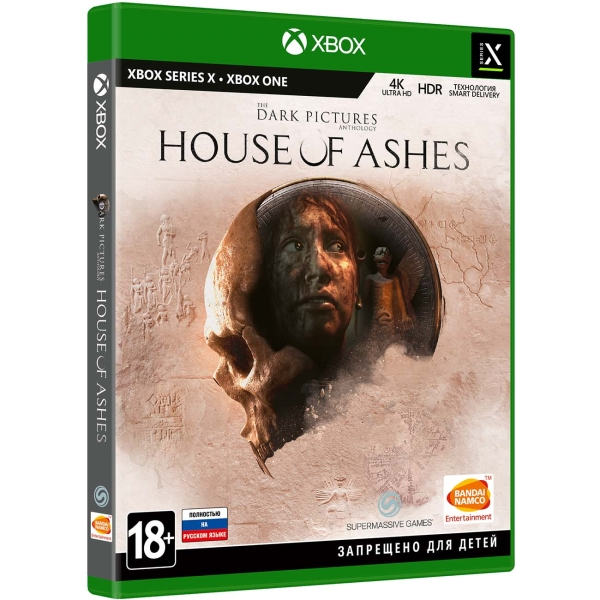 Xbox One игра Bandai Namco The Dark Pictures: House of Ashes