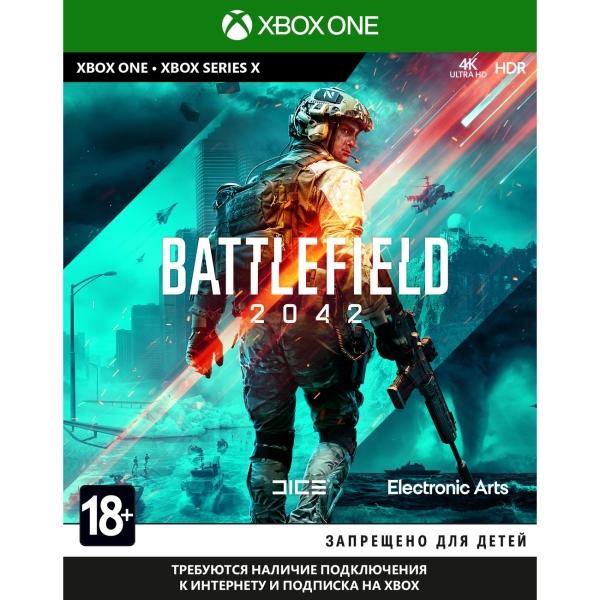 Xbox One игра EA Battlefield 2042