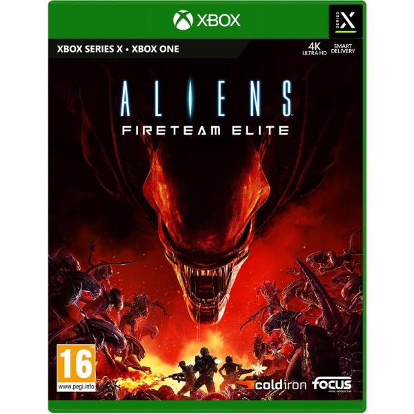 Xbox One игра Focus Home Aliens: Fireteam Elite