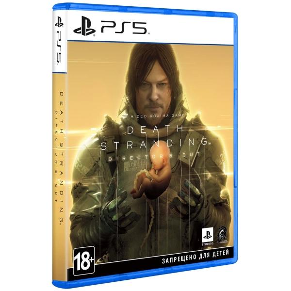 PS5 игра Sony Death Stranding Director's Cut
